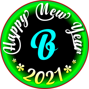 happy new year 2021 whatsapp B Dp