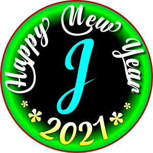 happy new year 2021 whatsapp J Dp