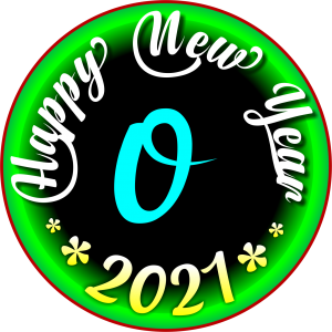 happy new year 2021 WhatsApp O Dp