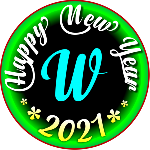 happy new year 2021 WhatsApp W Dp