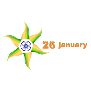26 january png design free